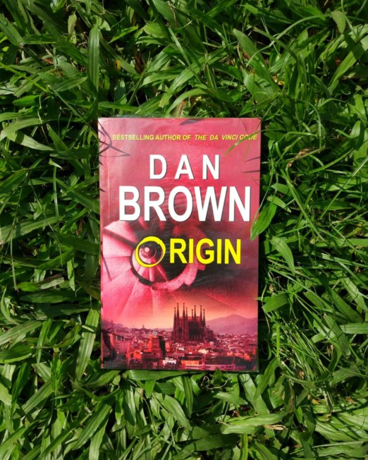 Origin Novel by Dan Brown