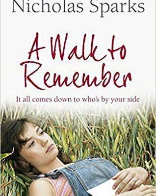 A Walk to Remember  Novel