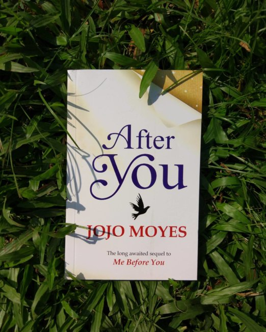 After You Novel by Jojo Moyes
