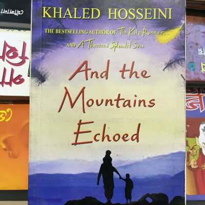 And the Mountains Echoed  Novel