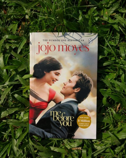 Me Before You Novel