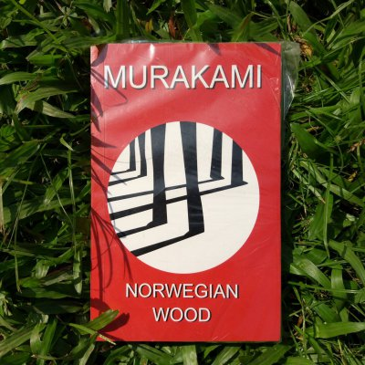 Norwegian Wood Novel by Haruki Murakami