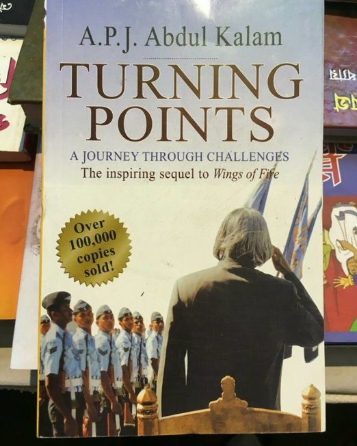 Turning Points - Book