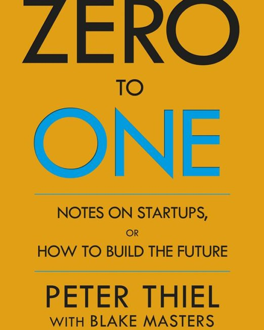 Zero to One - Book