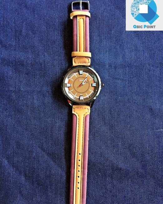 CURREN-Brown-Wrist-Watch-1