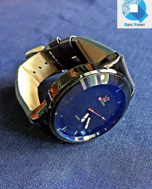FENG Blue Wrist Watch