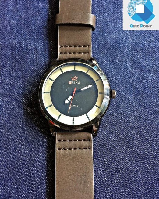 FENG Chocolate Wrist Watch