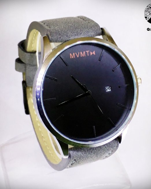 MVMT Gray Wrist Watch