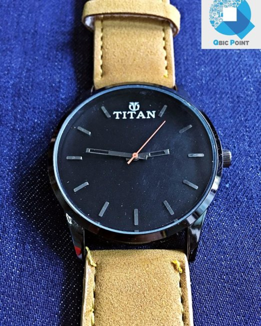 TITAN-Amber-Wrist-Watch-1