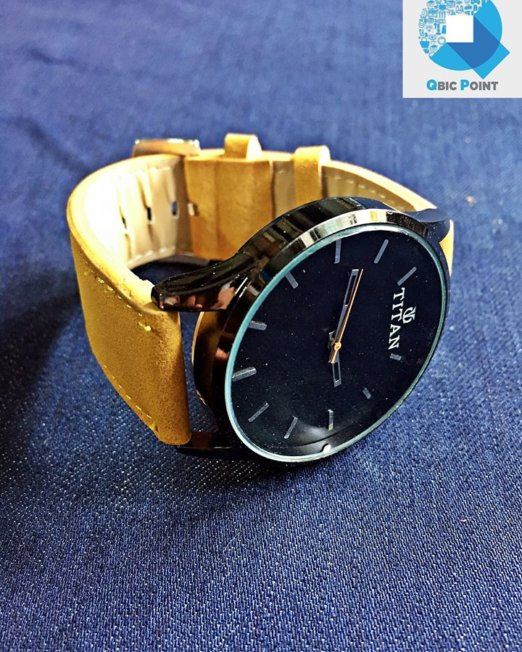TITAN Amber Wrist Watch